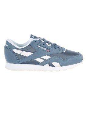 9a0f7ca330c Product Image Reebok Classic Nylon Sneaker - MUTEDBERRIES-Blue Slate W -  Womens - 10