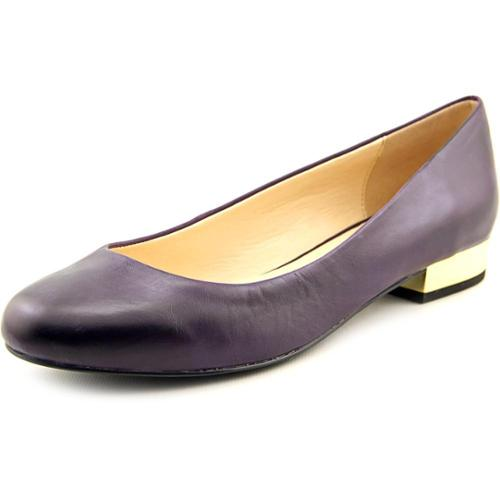 Isaac Mizrahi Janna Women US 5.5 Purple Flats