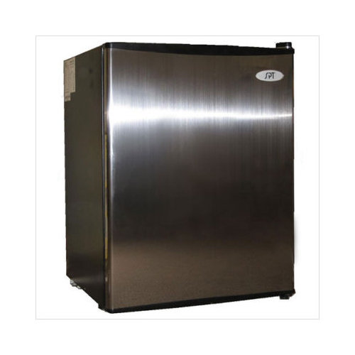 2.5 cu.ft. Compact Refrigerator - Stainless