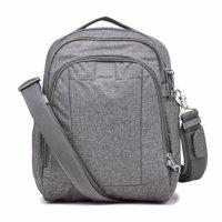 acfd83b01 Product Image Pacsafe Metrosafe LS250 Anti Theft Shoulder Bag Dark Tweed