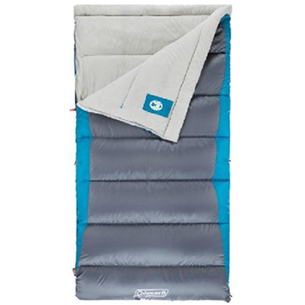 Coleman Aspen Meadows 30-Degree Big and Tall Sleeping Bag