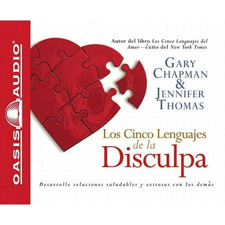 Los Cinco Lenguajes de la Disculpa - Audiobook](Cinco De Mayo Stuff)
