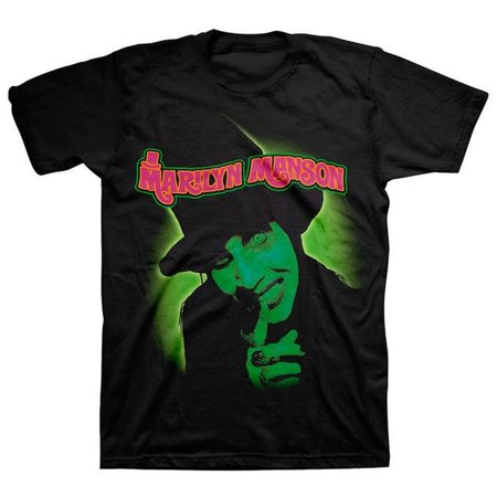 Marilyn Manson T-Shirt I Smell Children T-Shirt (S)](Halloween Marilyn Manson Official)