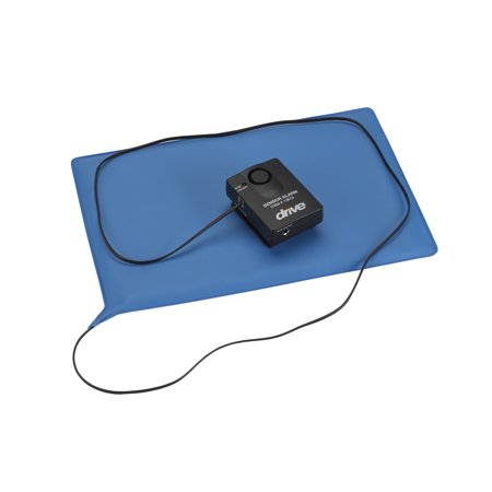 Drive Medical Pressure Sensitive Bed Chair Patient Alarm, 10