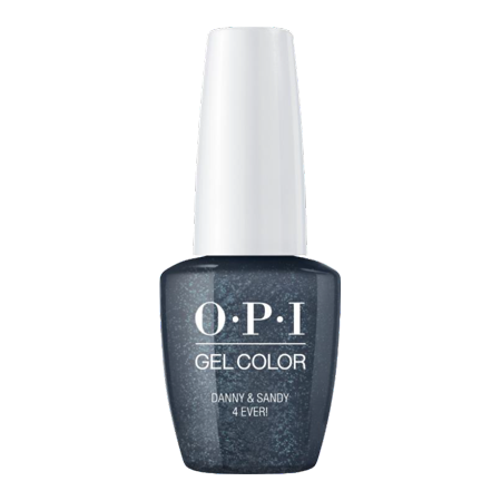 OPI GelColor Gel Color Grease Collection Danny & Sandy 4 Ever! GCG52 .5oz/15mL