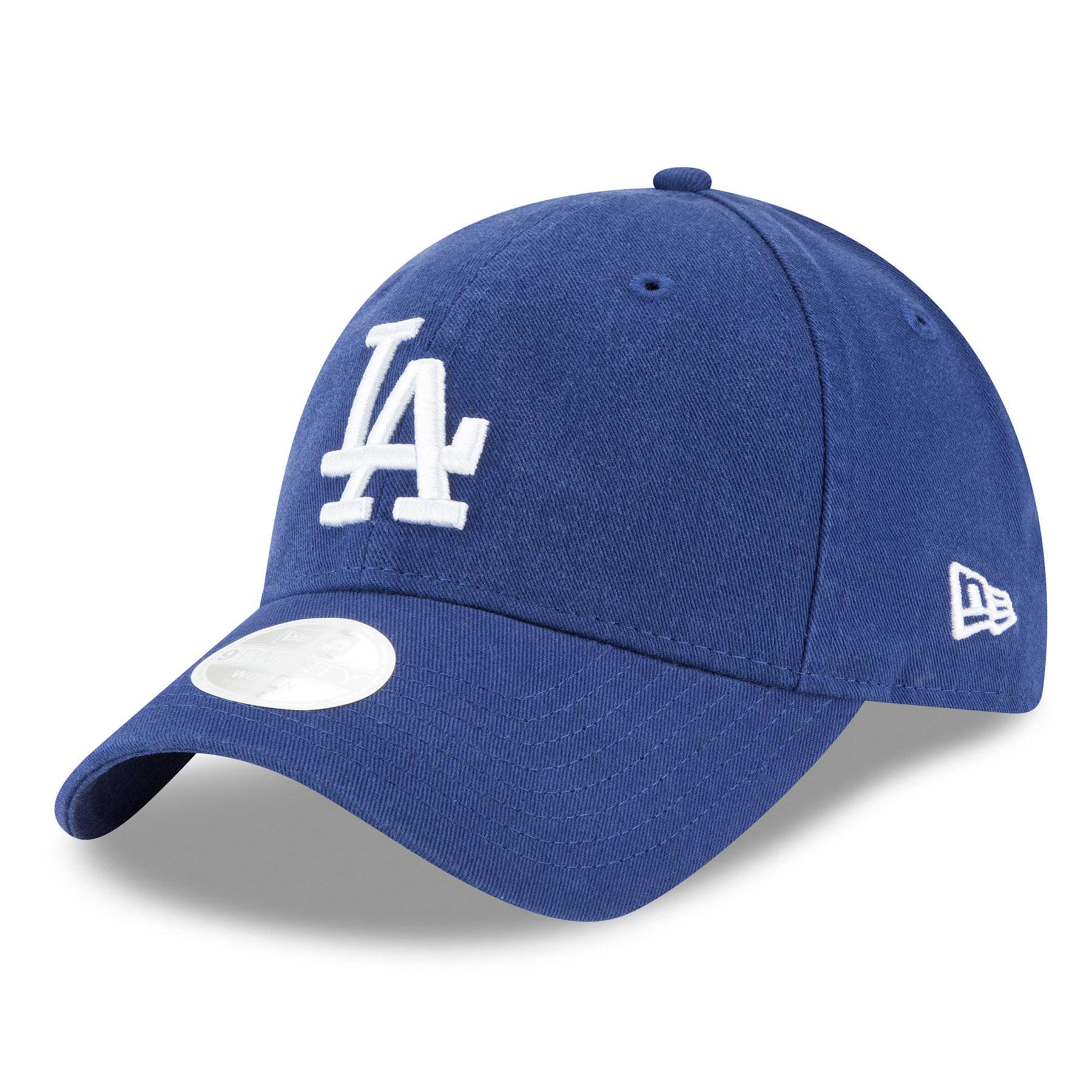 New Era Ladies  Los Angeles Dodgers Preferred Pick 9Twenty Cap f75ebba872