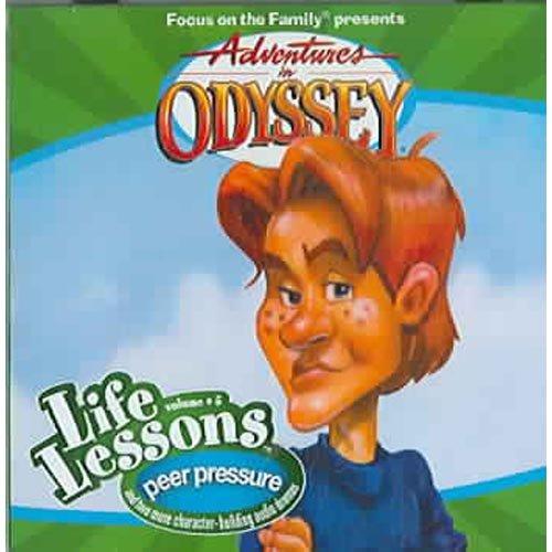 Adventures In Odyssey Life Lessons: Peer Pressure