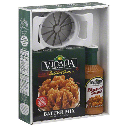 Vidalia Onion Blossom Kit, 3 pc, (Pack of 6)
