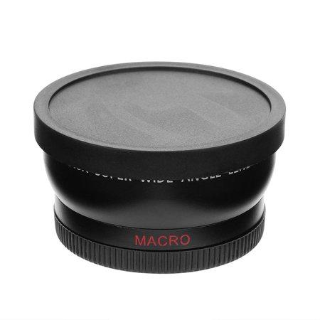TOPINCN 55mm 0.45X grand angle universel super macro macro pour accessoire d'appareil photo, objectif d'appareil photo, objectif grand angle - image 3 de 7