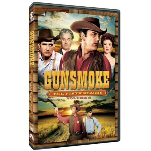 Gunsmoke: The Fifth Season, Volume Two (Full Frame)