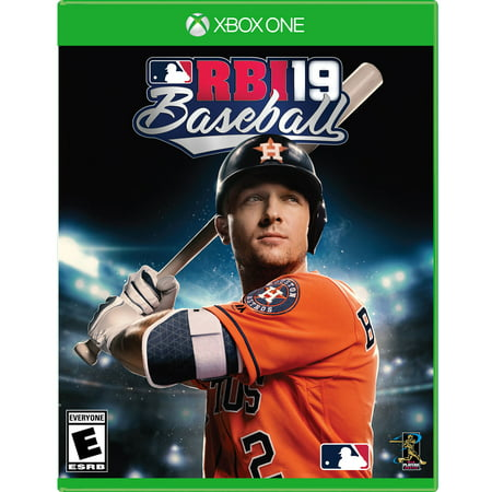 Mlb Home Runs - RBI 19 Baseball, Major League Baseball, Xbox One, 696055207343