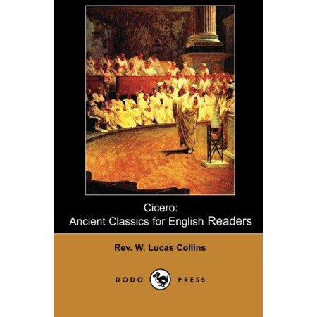 Cicero: Ancient Classics for English Readers - image 1 of 1