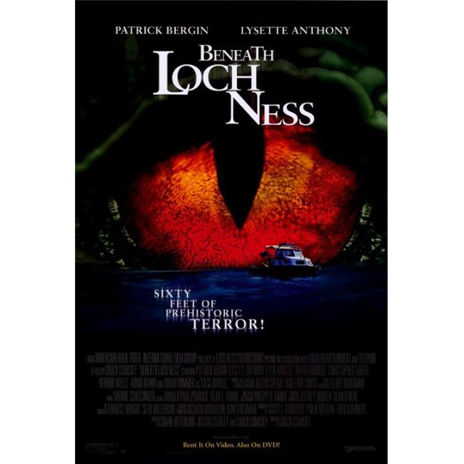 Posterazzi MOVCH7653 Beneath Loch Ness Movie Poster - 27 x 40 in. - image 1 of 1