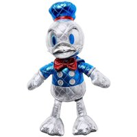 Disney 85th Anniversary Metallic Donald Duck Plush [Special Edition]