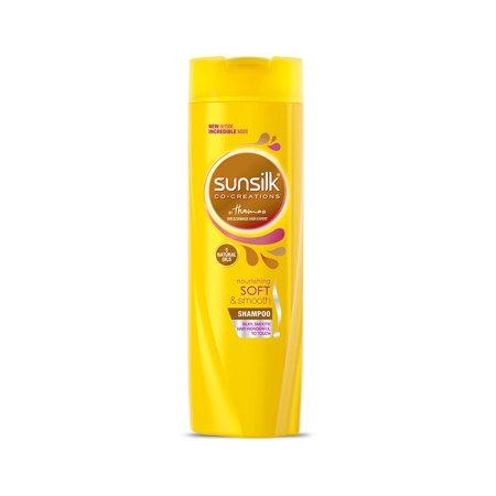 Sunsilk Nourishing Soft and Smooth Shampoo, 340ml (Sunsilk Co Creations Nourishing Soft And Smooth)
