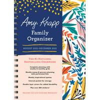 2021 Amy Knapp's Family Organizer: August 2020-December 2021 (Other)