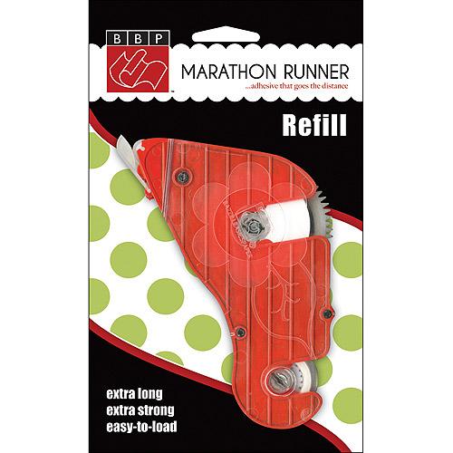 "Bazzill Marathon Permanent Adhesive Refill, 5/16"" x 100'"