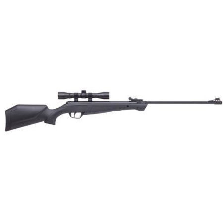 - Crosman Shockwave NP Break Barrel Air Rifle w/4x32 Scope 950fps, .22 Caliber