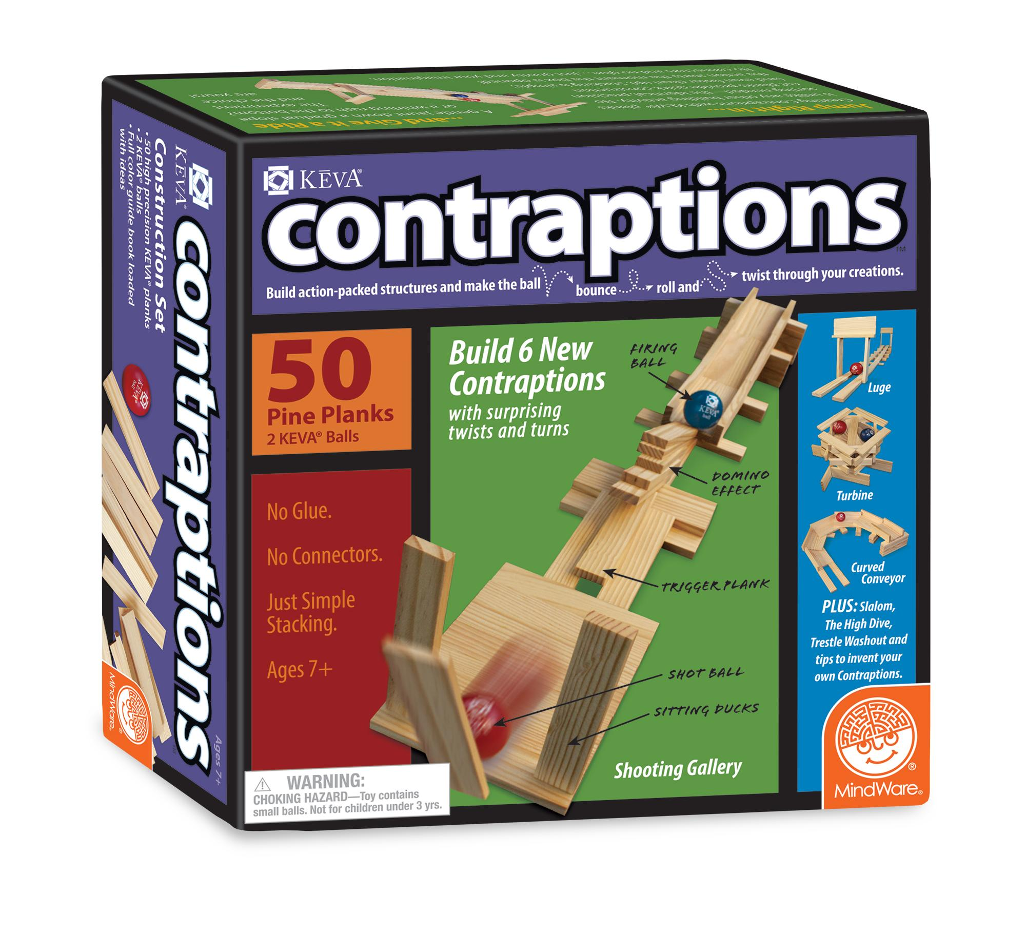 Keva Contraptions 50 Planks (Other)