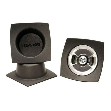 DEI 050330 Boom Mat Speaker Baffles, 6.5