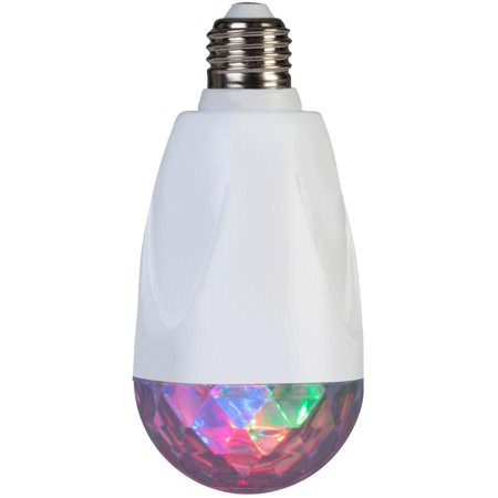 Red, Green, and Blue Kaleidoscope LED Projection Bulb - image 1 of 1