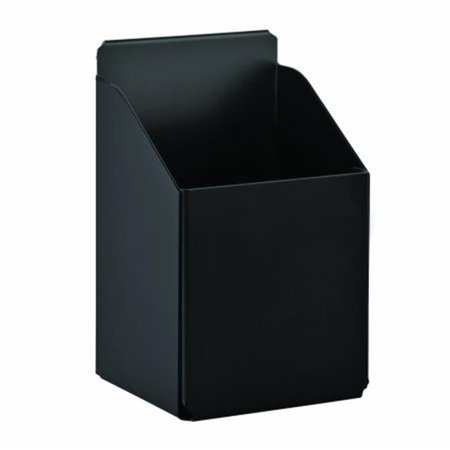 STEELMASTER 264P20604 Slot Pencil Cup  Black - image 1 of 1
