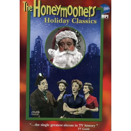 The Honeymooners: Holiday Classics (Full Frame)