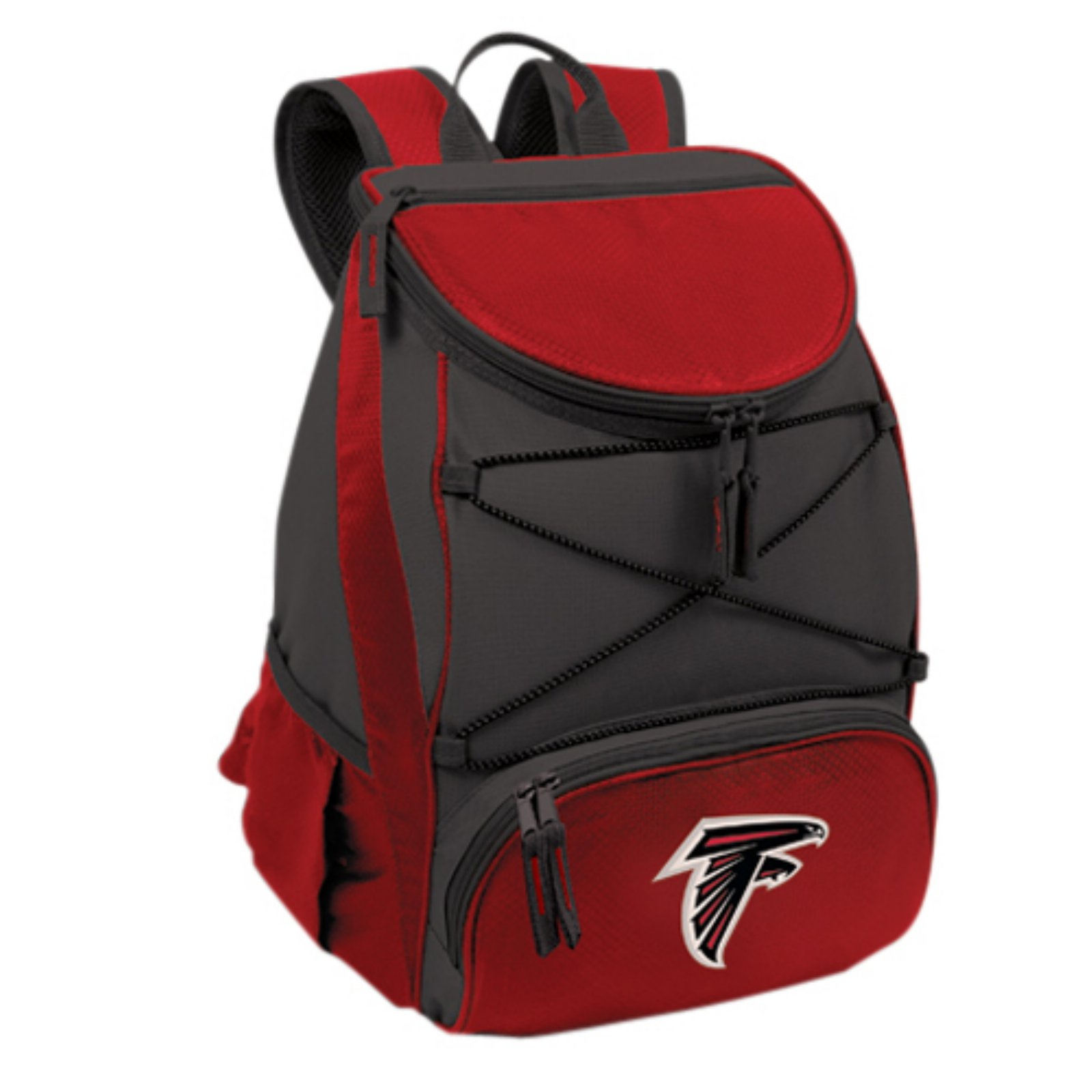 Picnic Time PTX Cooler, Black Atlanta Falcons Digital Print
