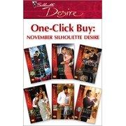One-Click Buy: November Silhouette Desire - eBook