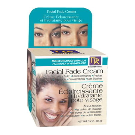 Daggett & Ramsdell Facial Fade Cream 3 oz. with Natural Lighteners