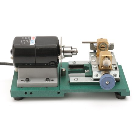 220V 280W Pearl Drilling Holing Machine Driller Jewelry Punch Tools Full Set holemaker for Jewelry Design Repair DIY - image 4 de 10
