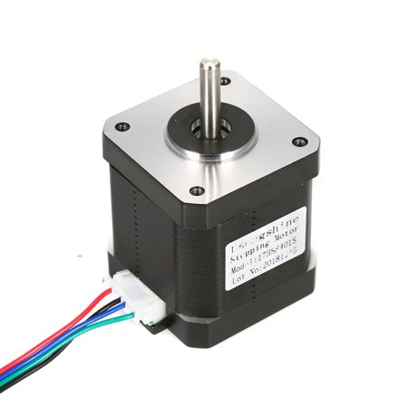 1PCS 17HS8401S 48mm Nema 17 Stepper Motor 42 Motor 42BYGH 1.8A 52N.cm 4- for 3D Printer CNC with DuPont line - image 6 of 7