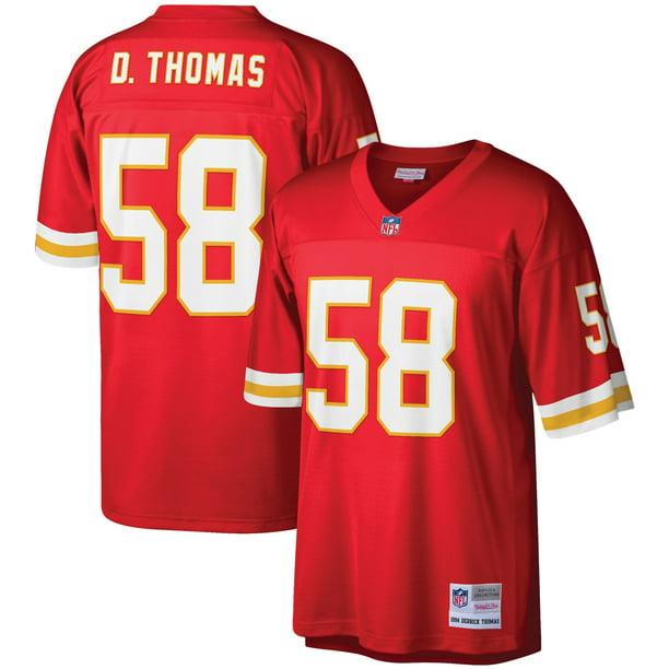 Derrick Thomas Kansas City Chiefs Mitchell & Ness Legacy Replica Jersey - Red