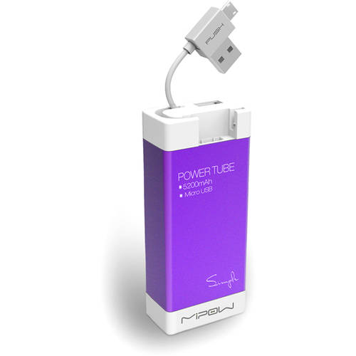 Mipow Simple 5200 Powerbank Tube Phone Charger