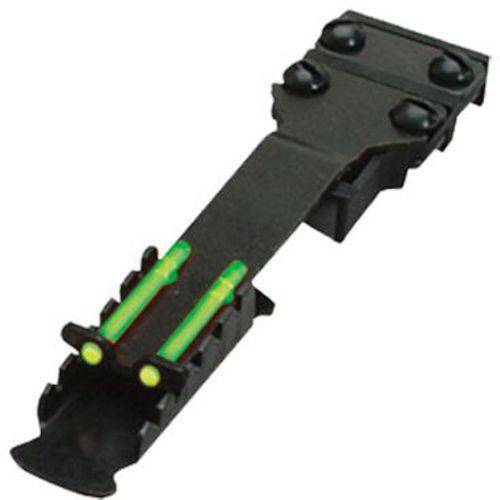 Hiviz TS2002 2 Dot Rear Turkey Sight Shotgun, Green