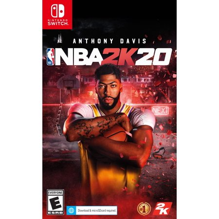 NBA 2K20, 2K, Nintendo Switch, 710425555275