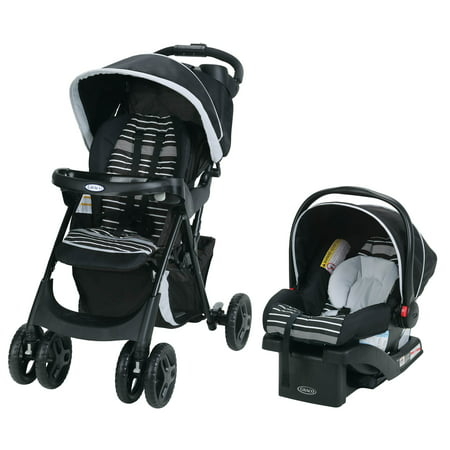 Graco Comfy Cruiser Travel System, Conrad Only $137 (Was $190)