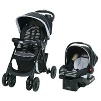 Deals on Graco Comfy Cruiser Travel System, Conrad