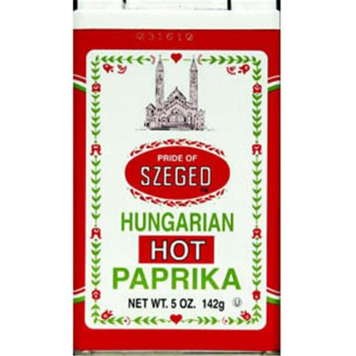 Paprika Hot (Pack of 6)