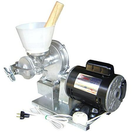 Made in Mexico Authentic Mexican Electric Feed/Flour Grain Cereals Coffee Wheat Wet&Dry Corn Mill Grinder Molinos Trituradores