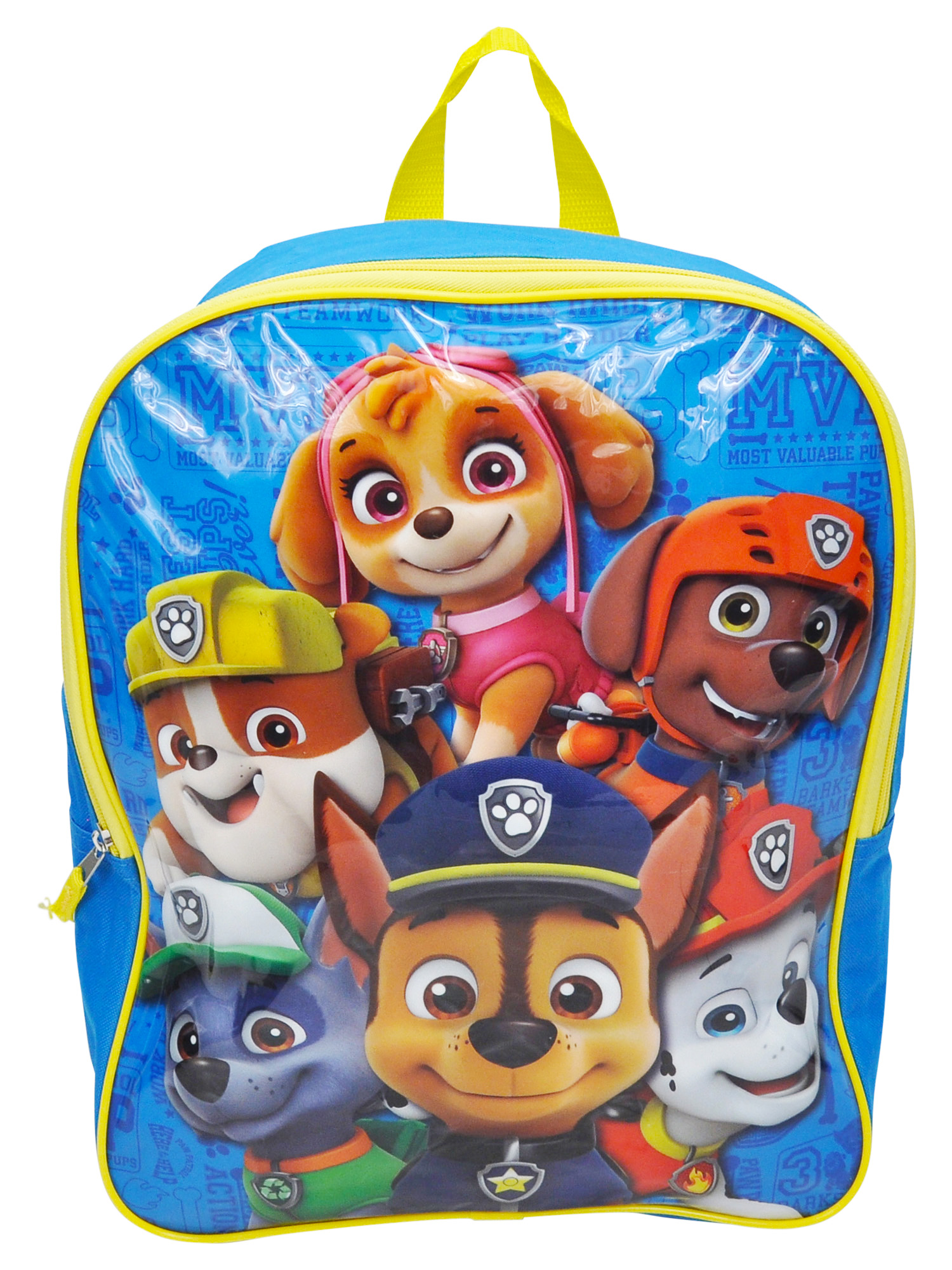 """Friends 12/"""" inches BRAND NEW Licensed Product Paw Patrol Small Backpack"""