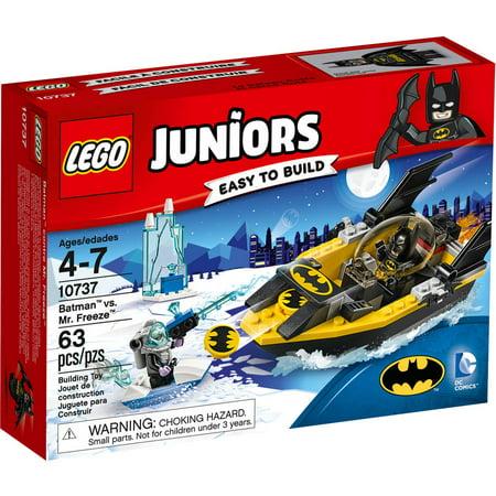 Lego Juniors Batman Vs Mr  Freeze 10737