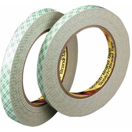 Scotch 410m Double Sided Pressure Sensitive Self Adhesive