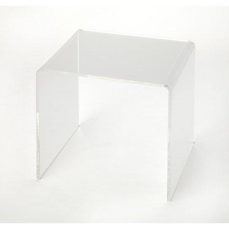 Butler Crystal Clear Acrylic Bunching Table ()