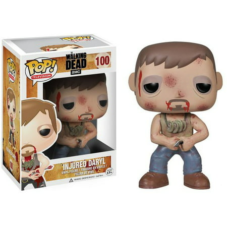 FUNKO POP! TELEVISION: THE WALKING DEAD - INJURED DARYL FUNKO POP! TELEVISION: THE WALKING DEAD - INJURED DARYL