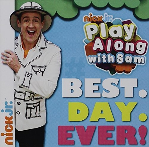 Sam Moran - Play Along with Sam: Best. Day. Ever! [CD]