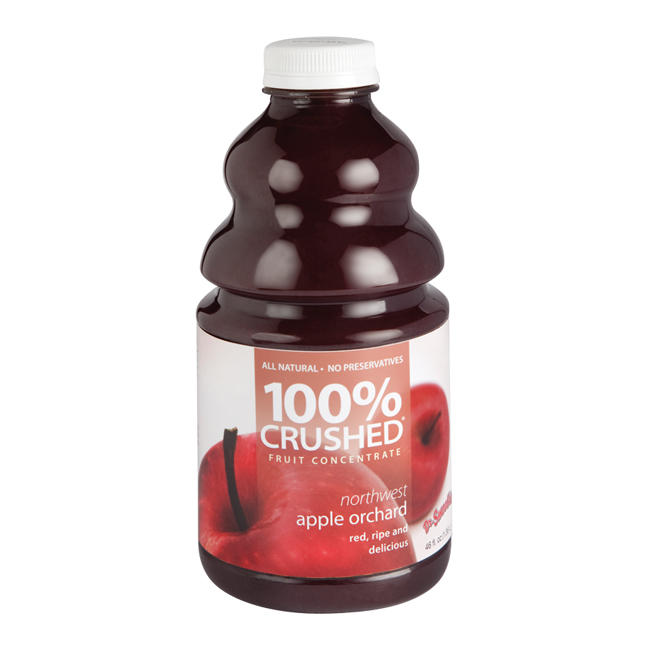 Dr. Smoothie® 100% Crushed® NorthWest Red Apple Orchard
