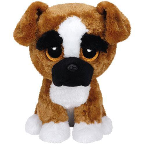Brutus Bulldog Beanie Boo Medium Stuffed Animal By Ty 37053