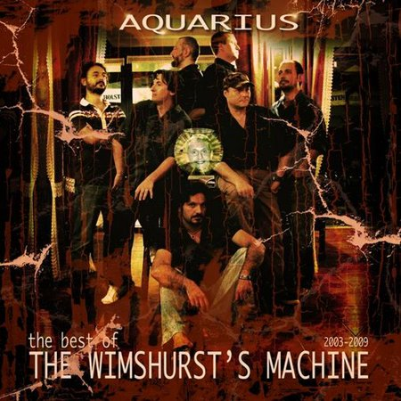 Wimshursts Machine   Aquarius  The Best Of Twm   Cd