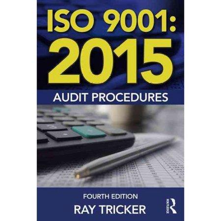 Iso 9001  2015 Audit Procedures